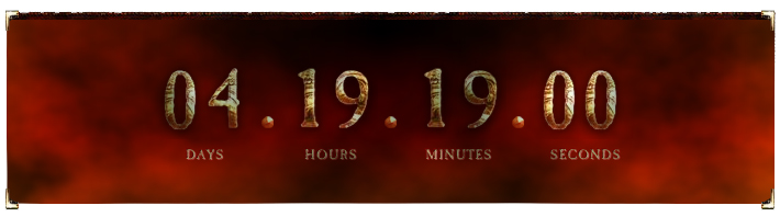 War Europe Countdown