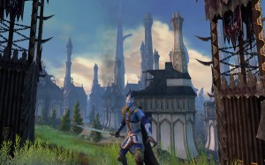 High Elf Lands - Beautiful