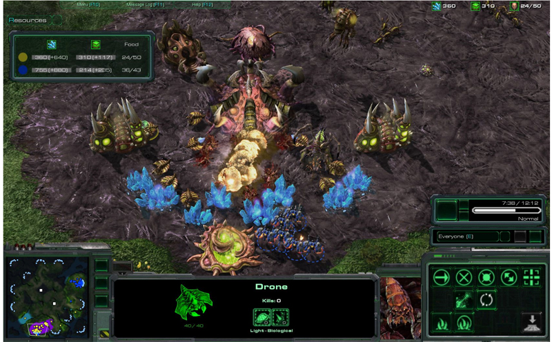 SC2 Single Player - Tault MMO News / Cheats