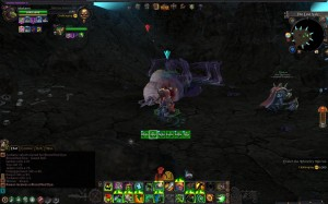 Lost Vale spider boss downed