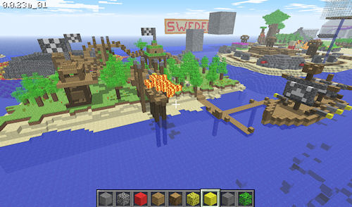 Minecraft Oldschool Approach To A Lot Of Fun Keen And