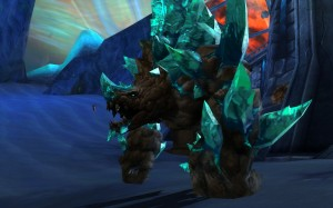 Abyss Mobs look neato