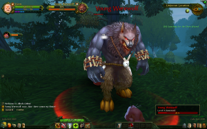 Werewolves in Lightwood