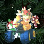 Bowser Ornament