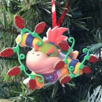 Baby Bowser Ornament
