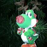 Yoshi Ornament