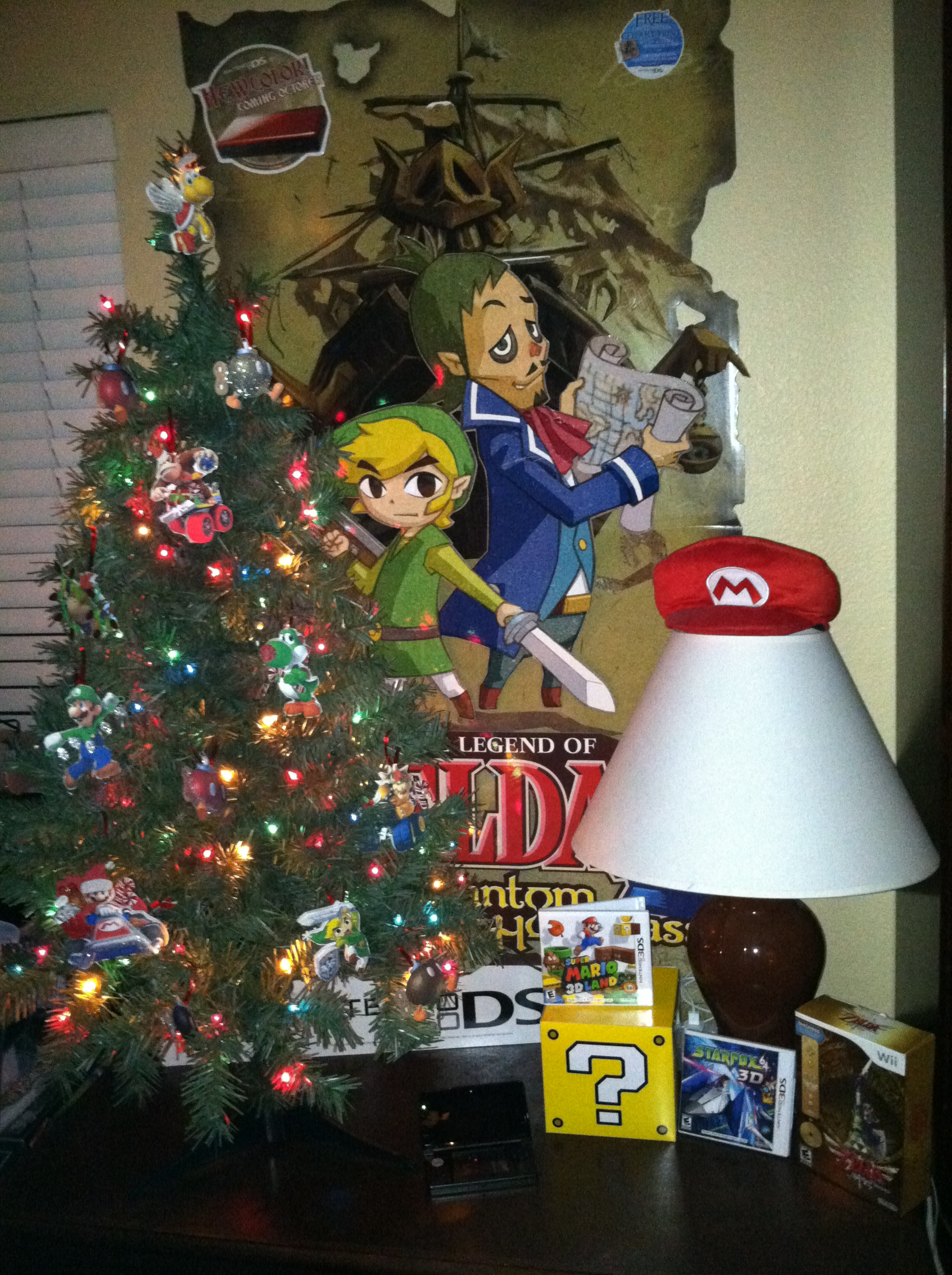Keen and Graev's Nintendo Tree