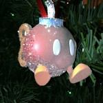 Red Bob-omb Ornament