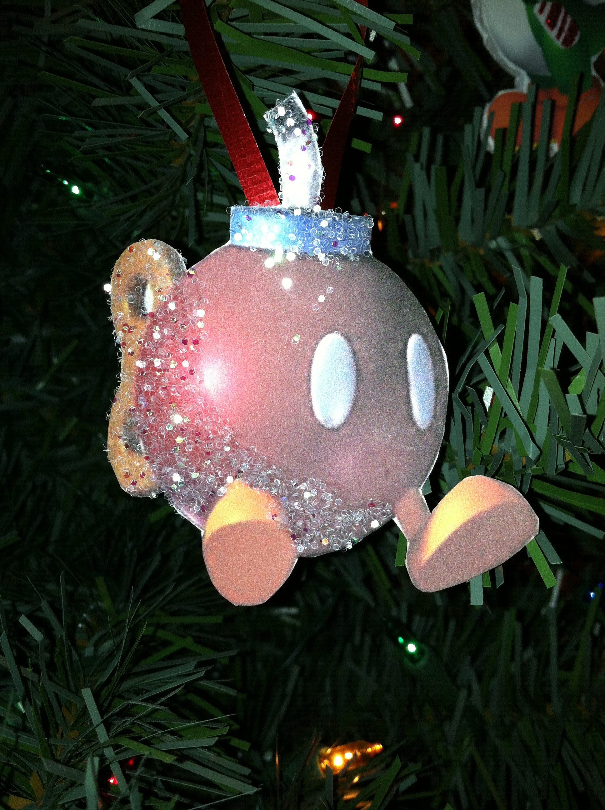 Nintendo Tree, Nintendo Tree, How Flammable You Must Be! - Keen and ...