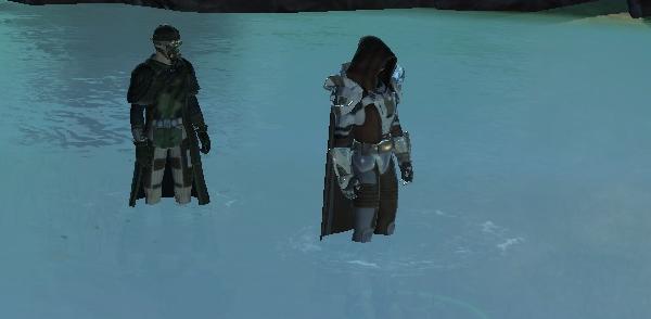 SWTOR Knee Deep in Water