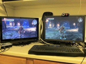 Reckoning PC vs. Console Image