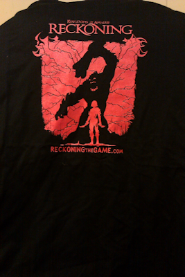 Reckoning Shirt