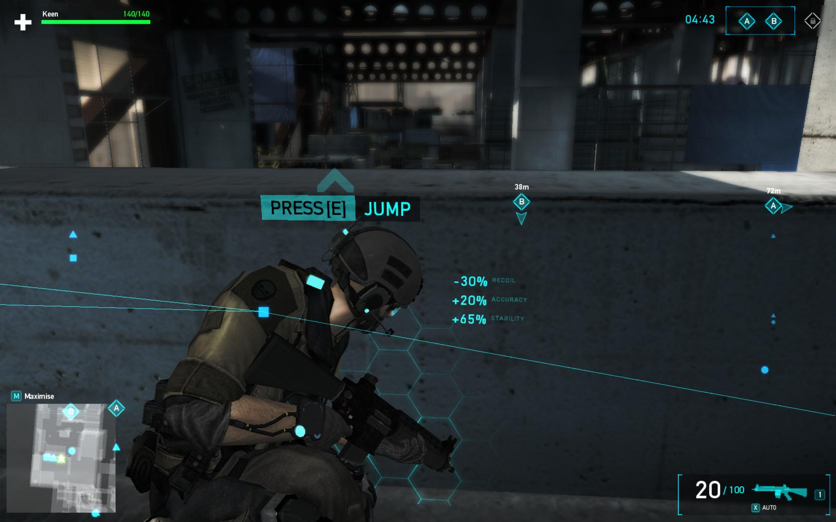 ghost recon online matchmaking Ghost recon wildlands - how to play co-op find out how to join in with your friends in ghost recon wildlands.