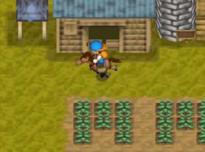 Harvest Moon 64 Horse
