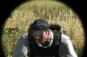 Sniped once again in DayZ