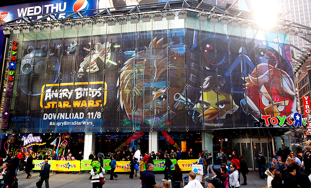 Angry Birds Star Wars Toys R Us