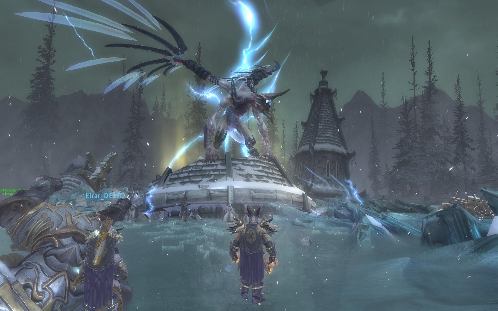 Storm Legion Crucia Returns