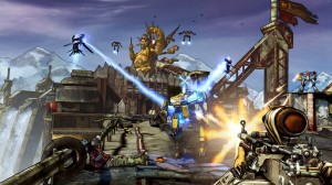 Borderlands 2 Transformers