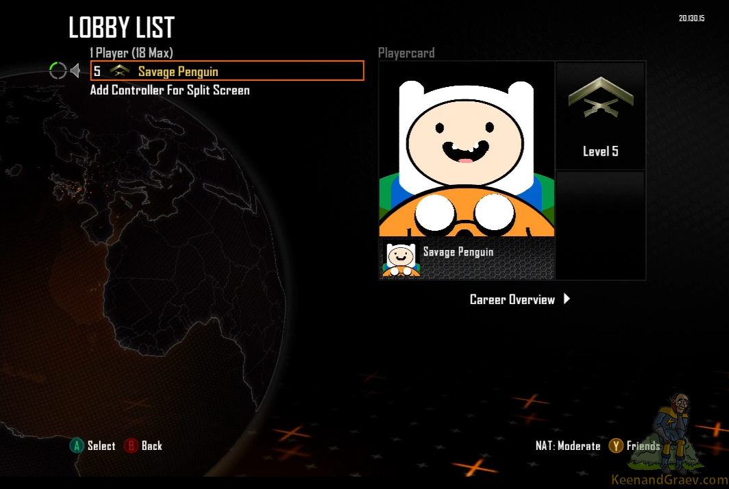 how to change gender in black ops 3 multiplayer