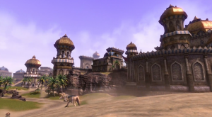 Elder Scrolls Online Introduction Desert
