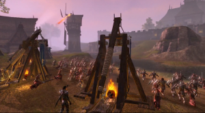 Elder Scrolls Online Introduction Sieging