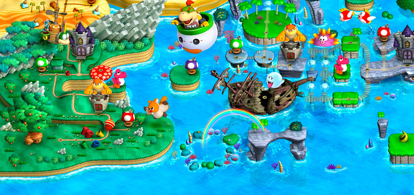New Super Mario Bros U Review Keen And Graev S Gaming Blog
