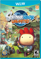 Scribblenauts Unlimited for Wii U