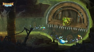 Rayman Legends Co-op