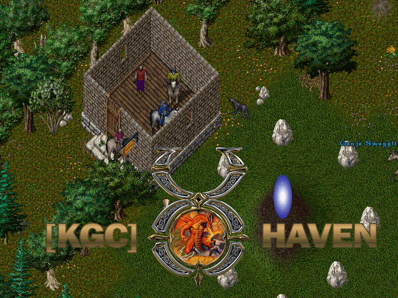 KGC Haven First House UOF