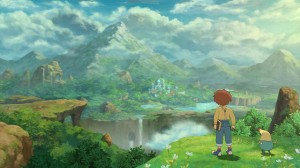 Ni No Kuni world