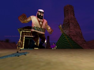 EverQuest Sand Giant
