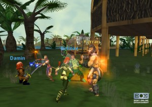 EverQuest Online Adventure