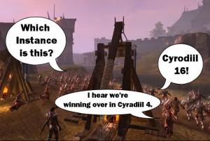 TESO Cyrodiil Instances