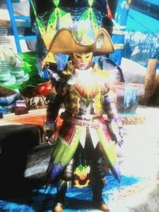 Monster Hunter G Rank Horn