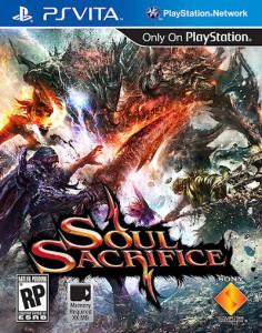 soul sacrifice box art