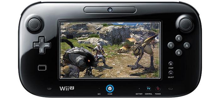 FFXIV Wii U