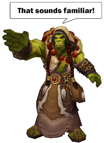 Keen and Graev Thrall