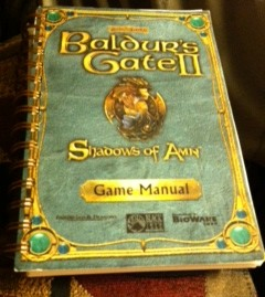 baldurs gate 2 manual