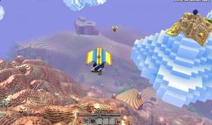 Cube World Hanglider