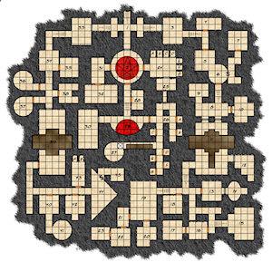 random dungeon mmo
