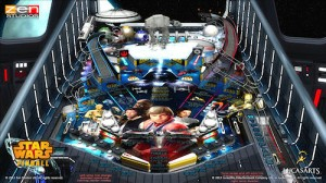 Star Wars Pinball Empire Strikes Back