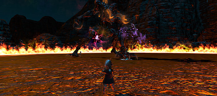 FFXIV ARR Ifrit