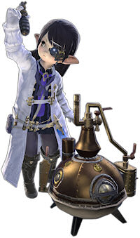 FFXIV Alchemist