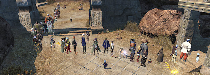 FFXIV Queue for Lord of the Inferno