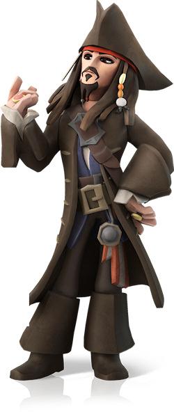 Disney Infinity Jack Sparrow