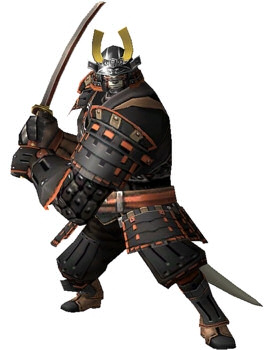 final fantasy samurai