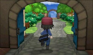 Pokemon XY 3D Render