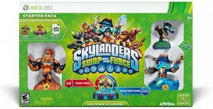 Skylanders Swap Force Starter Set