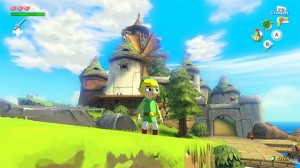 Wind Waker HD Graphics