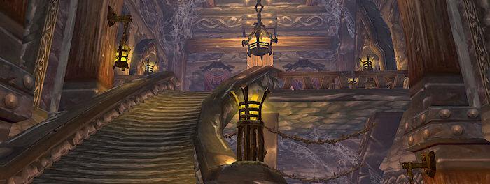 utgarde keep themepark MMO dungeons